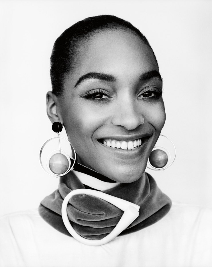 Jourdan Dunn by photographer Alasdair McLellan (5)