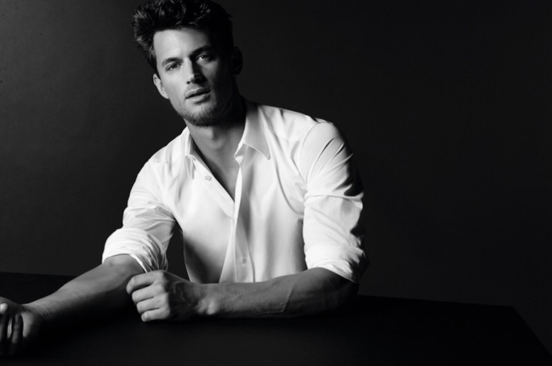 PORTS 1961 CAMPAIGN FEATURES THE WHITE DRESS SHIRT FOR SPRING 2015  (2)