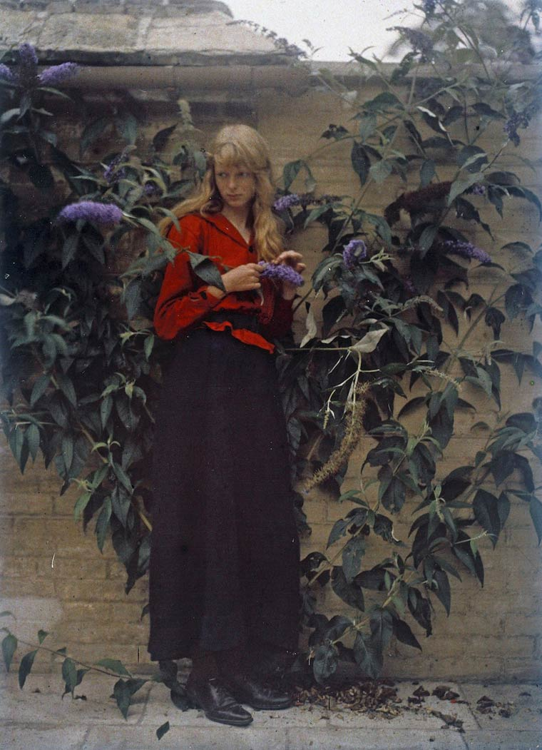 Some of the First Color Photographs by Mervyn O'Gorman  (6)