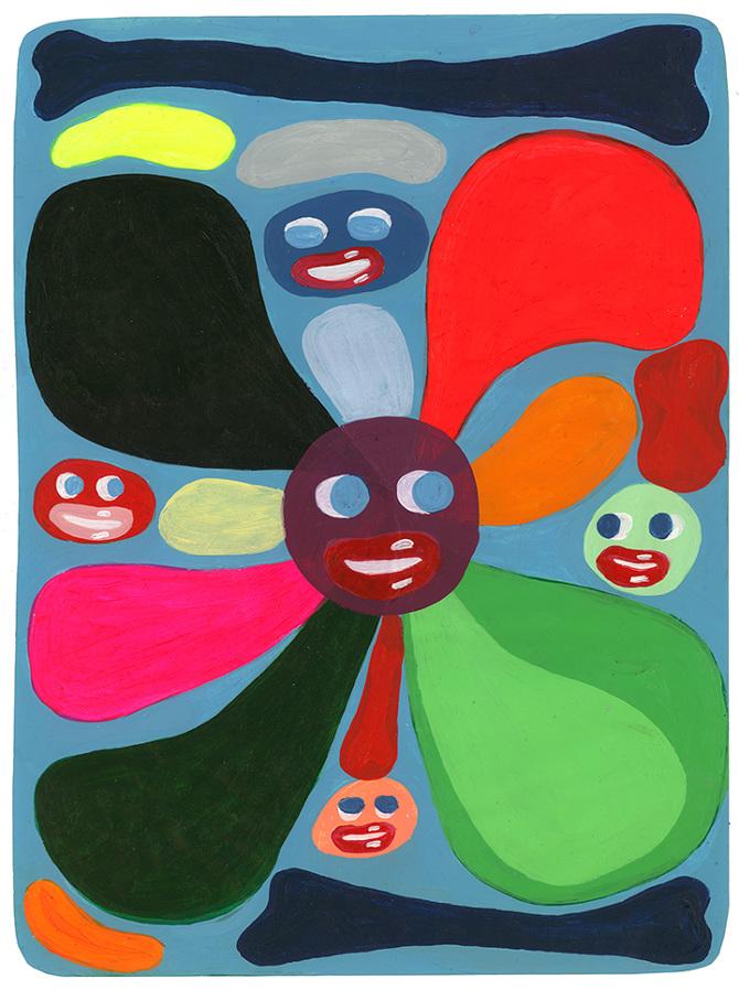 Sweet Dreams by artist Martha Rich (1)