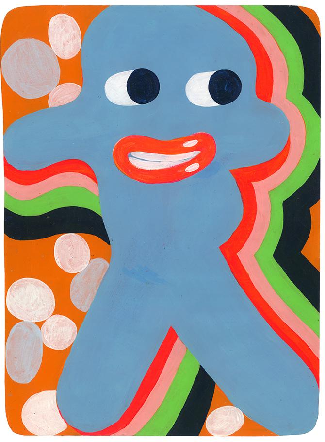 Sweet Dreams by artist Martha Rich (3)