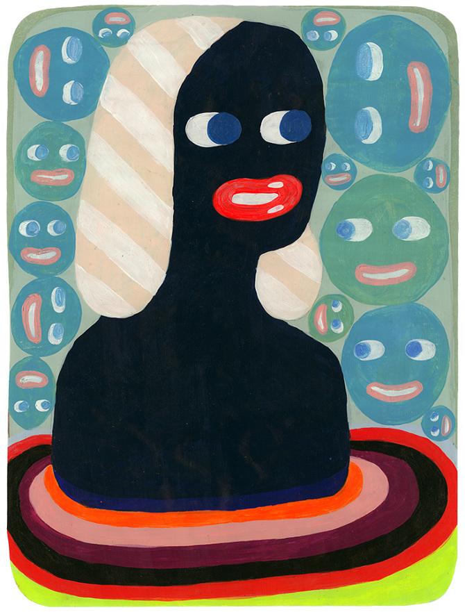 Sweet Dreams by artist Martha Rich (7)