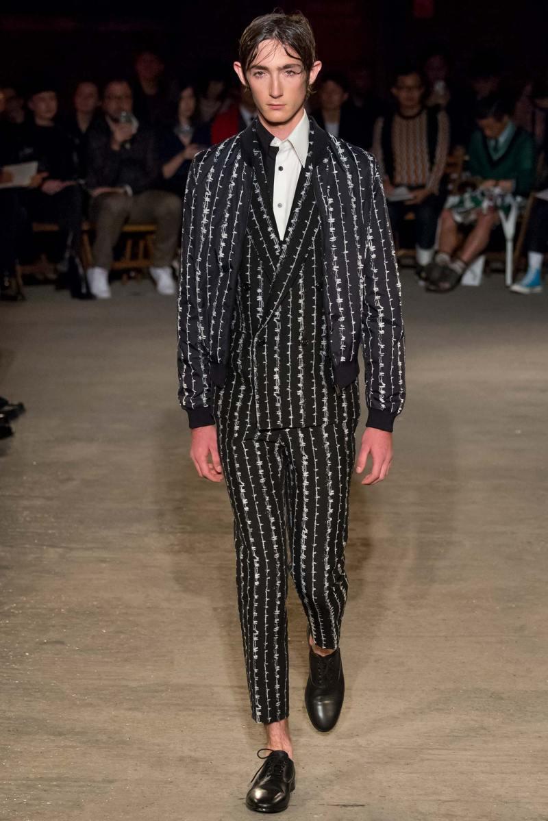 Alexander McQueen Menswear SS 2016 London (22)