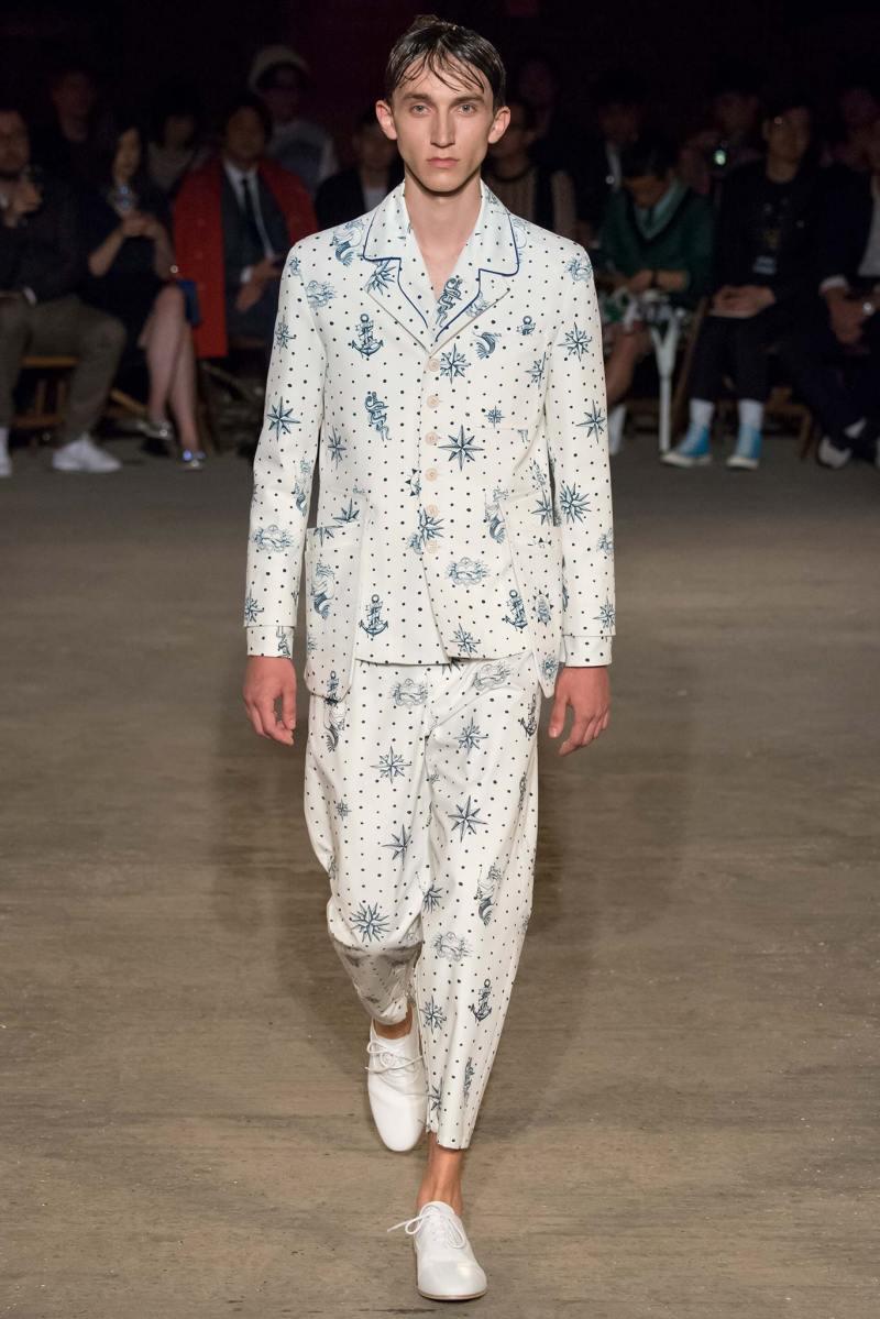 Alexander McQueen Menswear SS 2016 London (7)