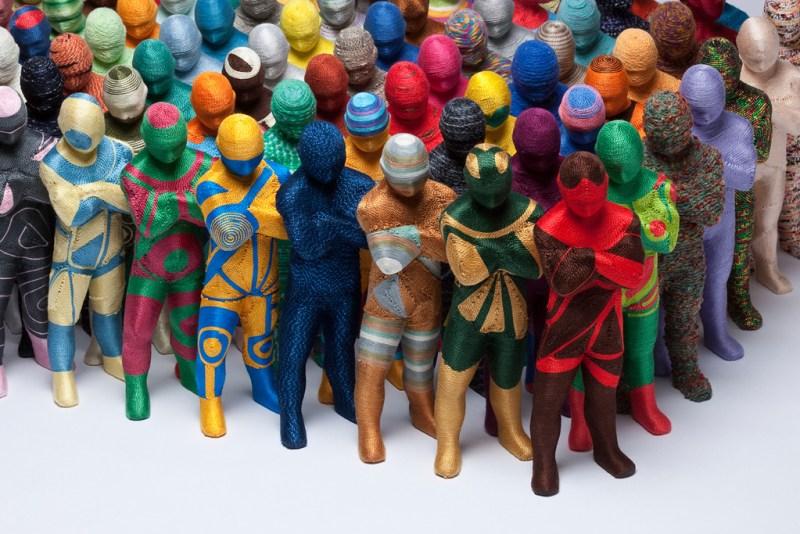 Bystander by artist June Lee