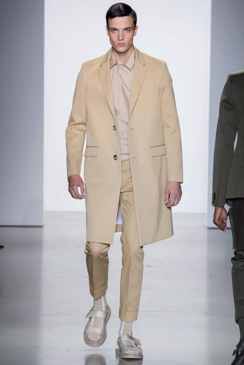 Calvin Klein Collection Menswear SS 2016 Milan (19)