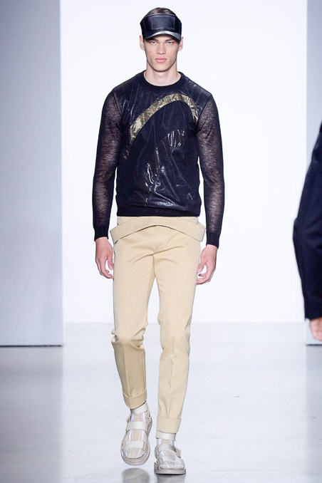 Calvin Klein Collection Menswear SS 2016 Milan (2)