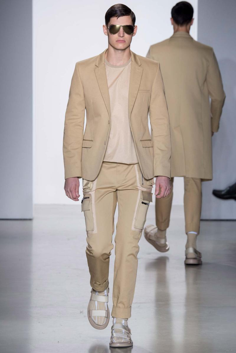 Calvin Klein Collection Menswear SS 2016 Milan (20)