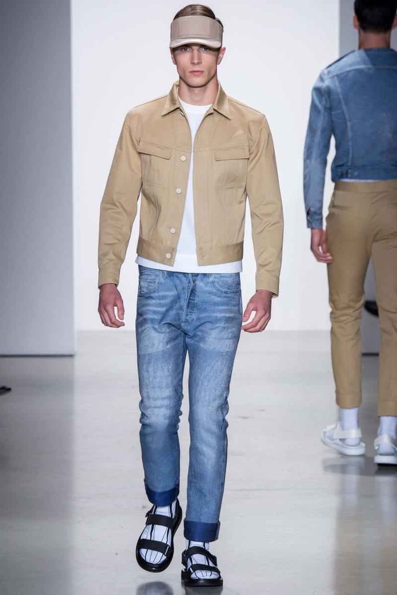Calvin Klein Collection Menswear SS 2016 Milan (24)