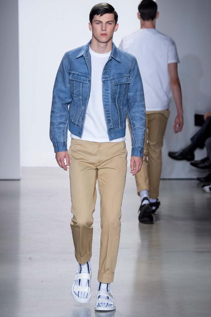 Calvin Klein Collection Menswear SS 2016 Milan (26)