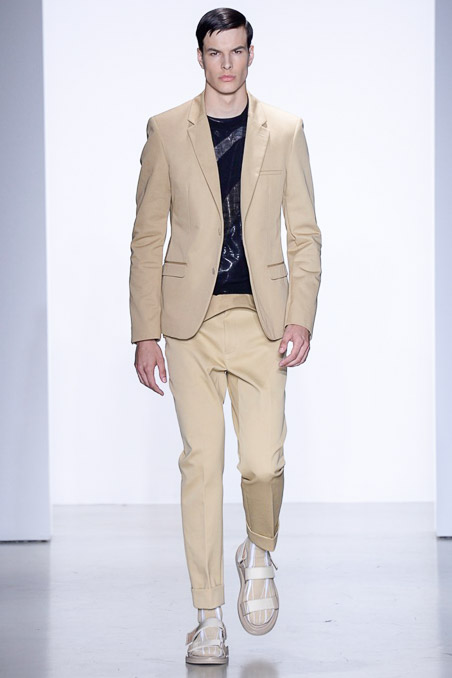 Calvin Klein Collection Menswear SS 2016 Milan (3)