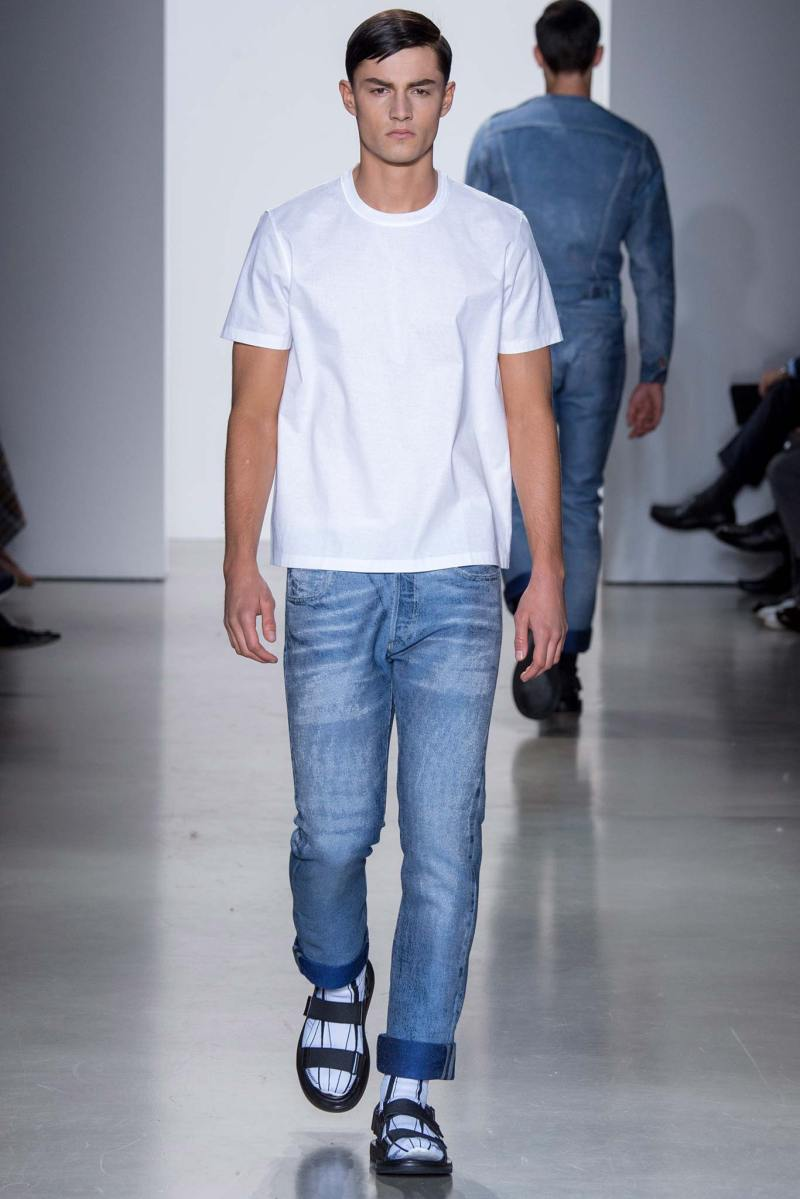 Calvin Klein Collection Menswear SS 2016 Milan (30)