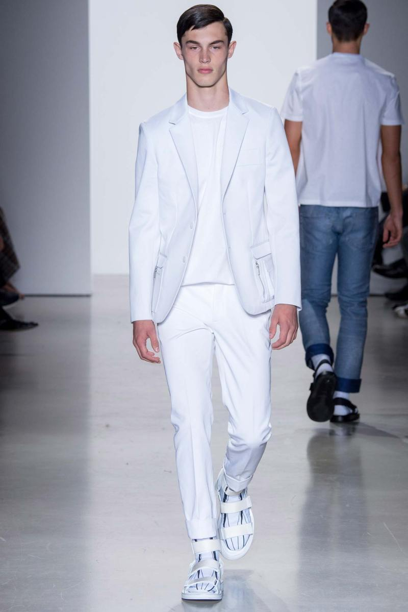 Calvin Klein Collection Menswear SS 2016 Milan (31)