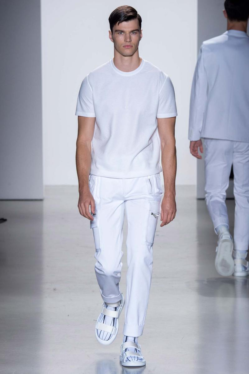 Calvin Klein Collection Menswear SS 2016 Milan (32)