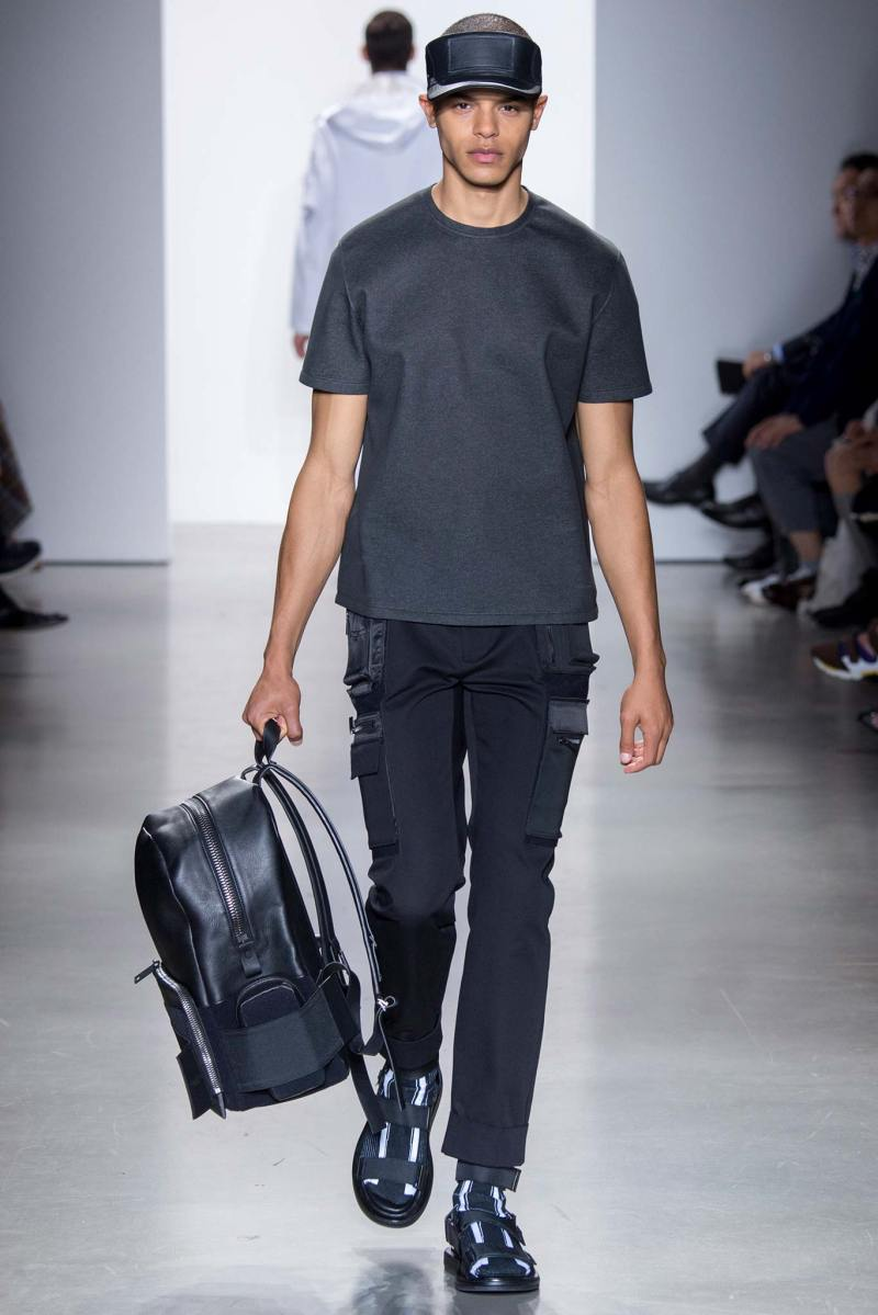 Calvin Klein Collection Menswear SS 2016 Milan (34)