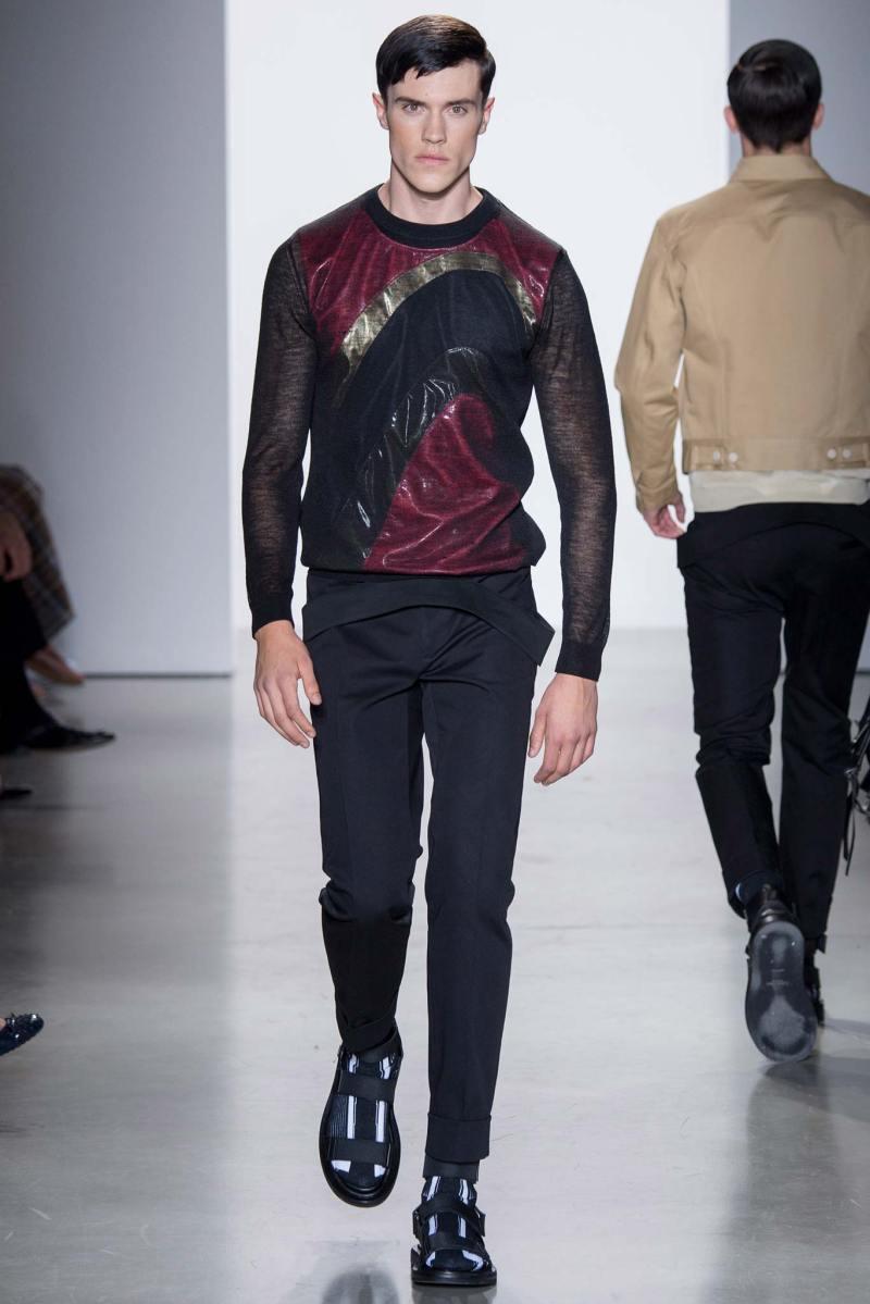 Calvin Klein Collection Menswear SS 2016 Milan (6)