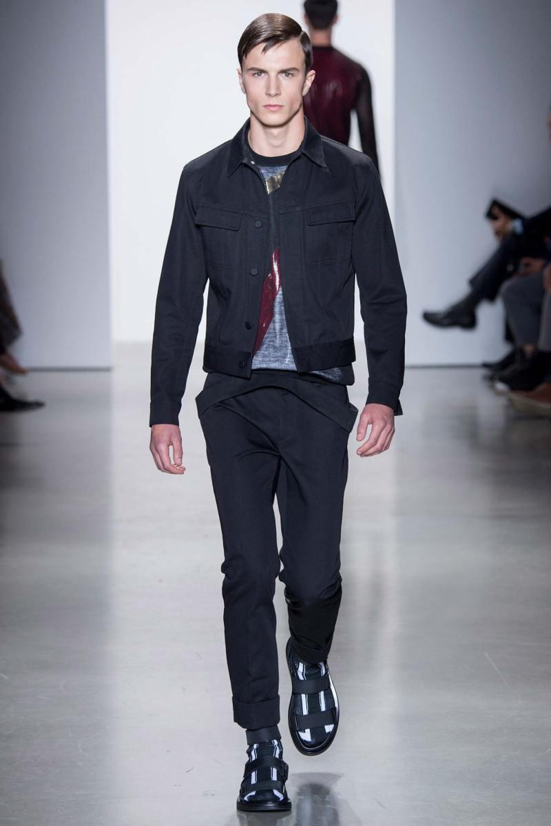 Calvin Klein Collection Menswear SS 2016 Milan (7)