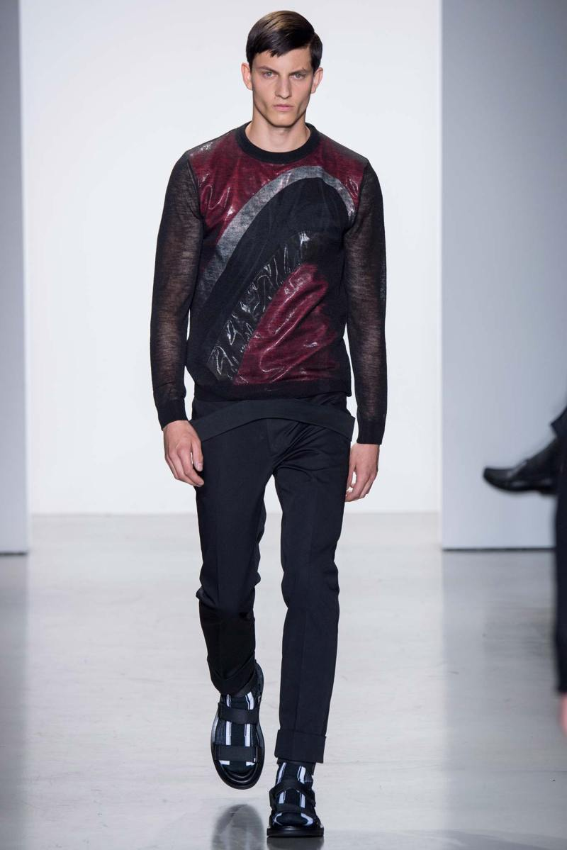 Calvin Klein Collection Menswear SS 2016 Milan (8)