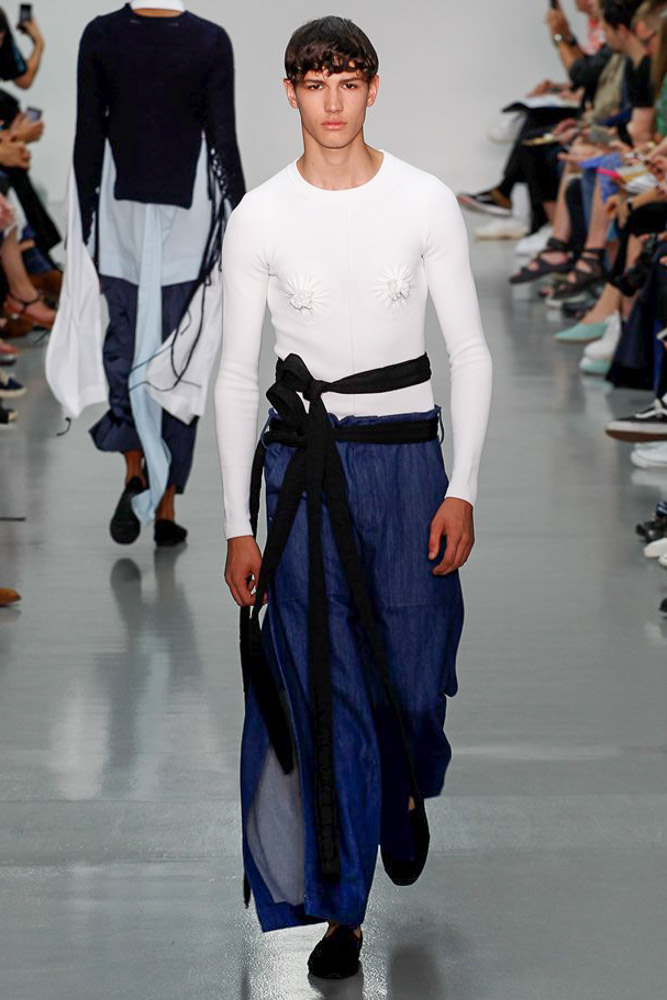 Craig Green Menswear SS 2016 London (14)