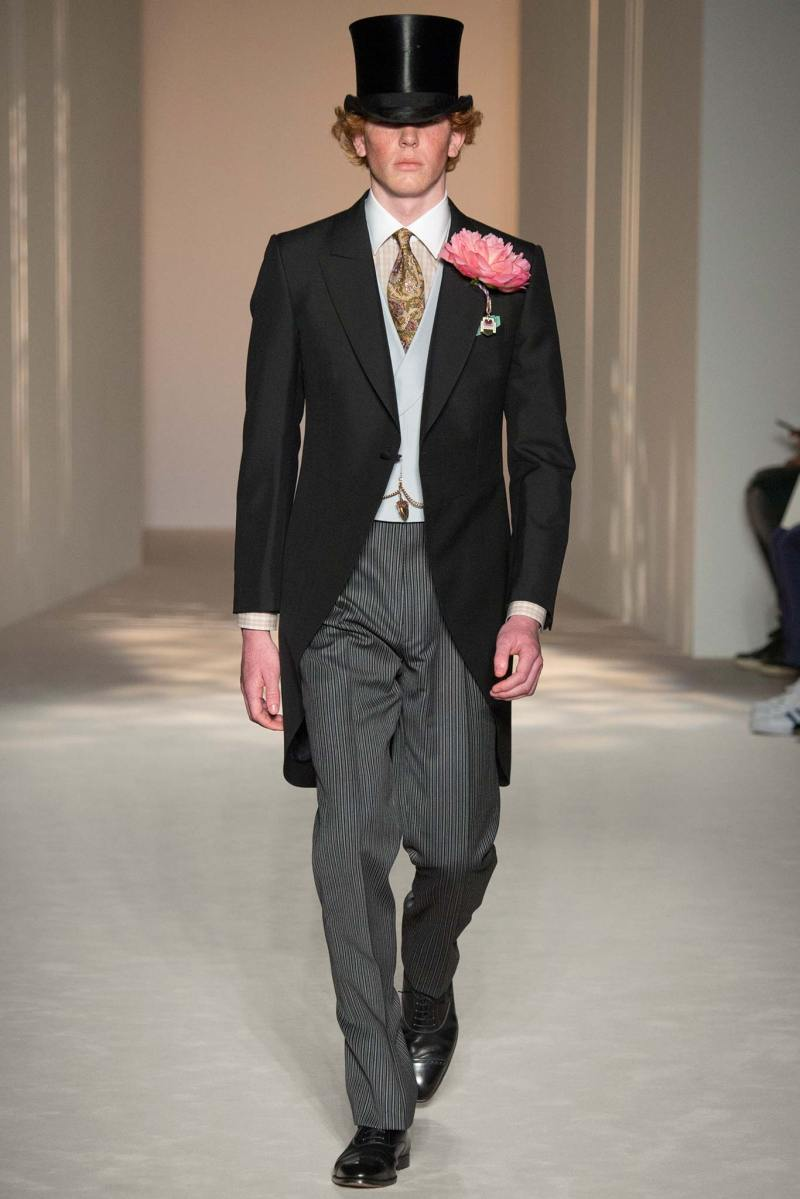 Dunhill Menswear SS 2016 London (1)