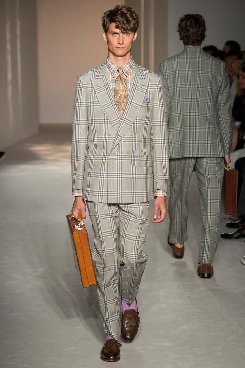 Dunhill Menswear SS 2016 London (11)