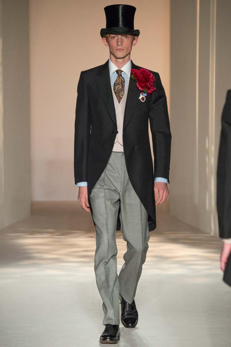 Dunhill Menswear SS 2016 London (2)