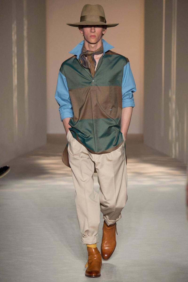 Dunhill Menswear SS 2016 London (25)