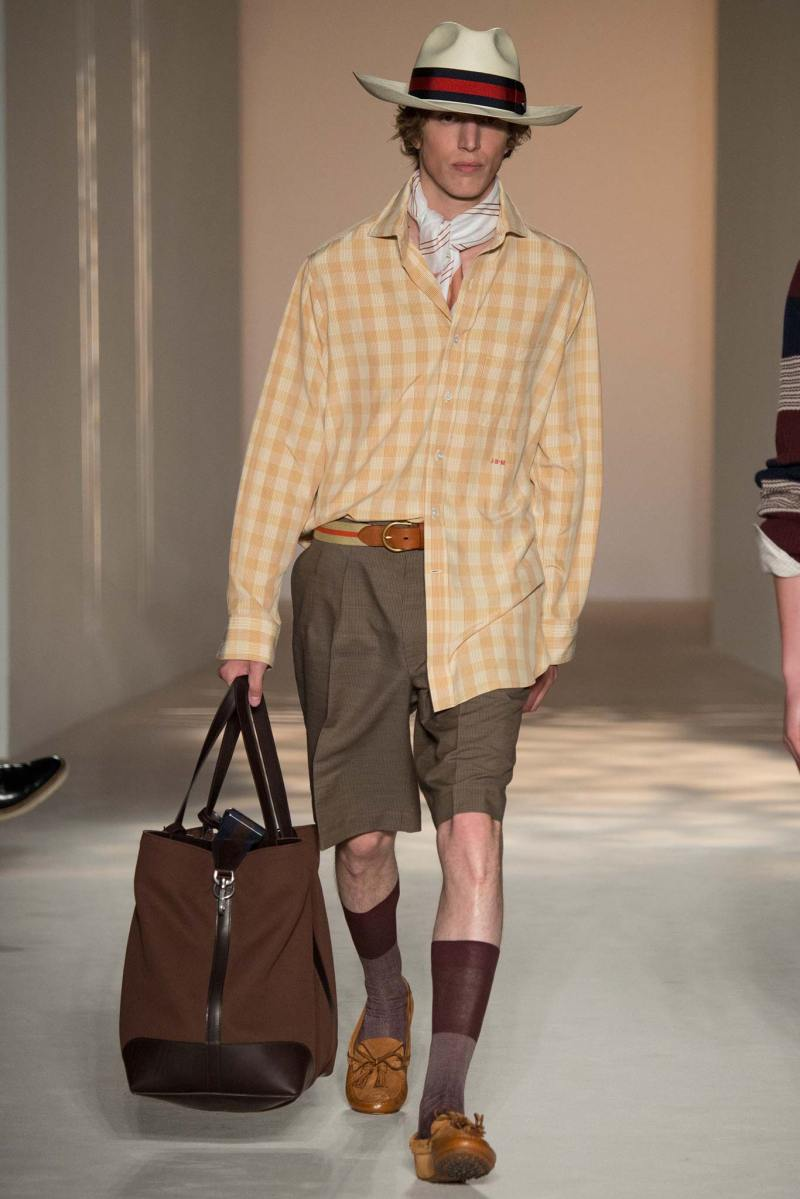 Dunhill Menswear SS 2016 London (33)