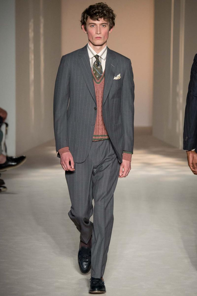 Dunhill Menswear SS 2016 London (9)