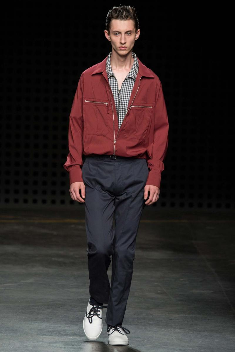 E. Tautz Menswear SS 2016 London (11)