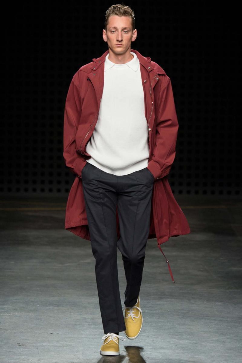 E. Tautz Menswear SS 2016 London (14)