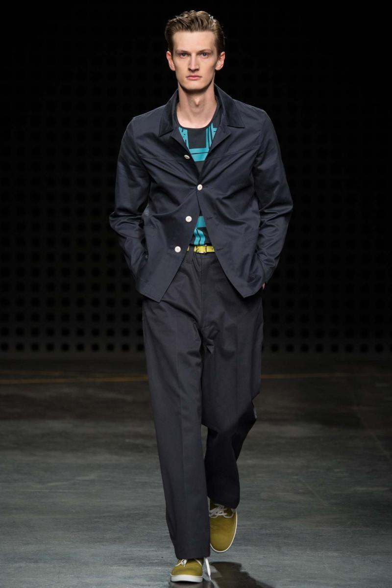 E. Tautz Menswear SS 2016 London (23)