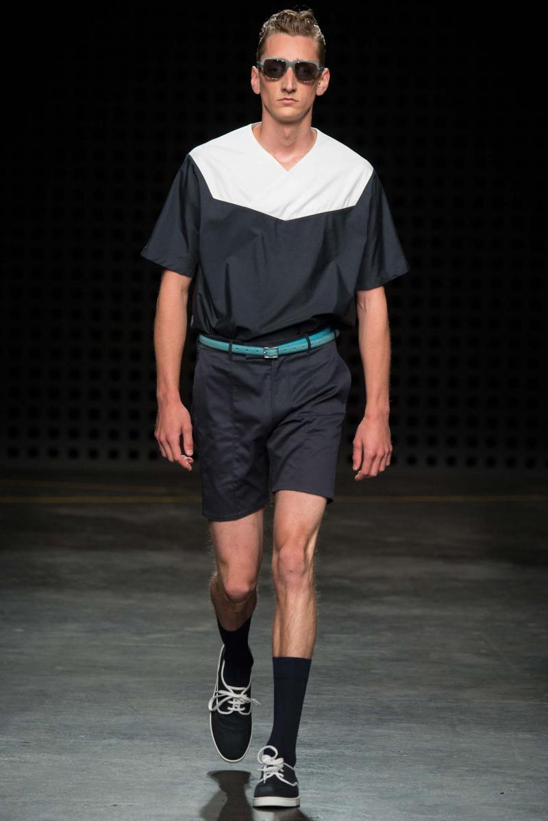 E. Tautz Menswear SS 2016 London (25)