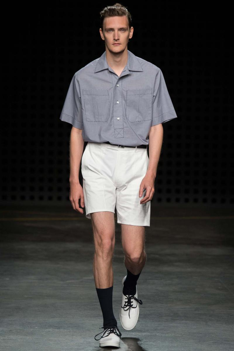 E. Tautz Menswear SS 2016 London (27)
