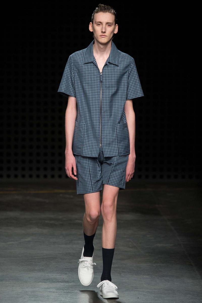 E. Tautz Menswear SS 2016 London (7)