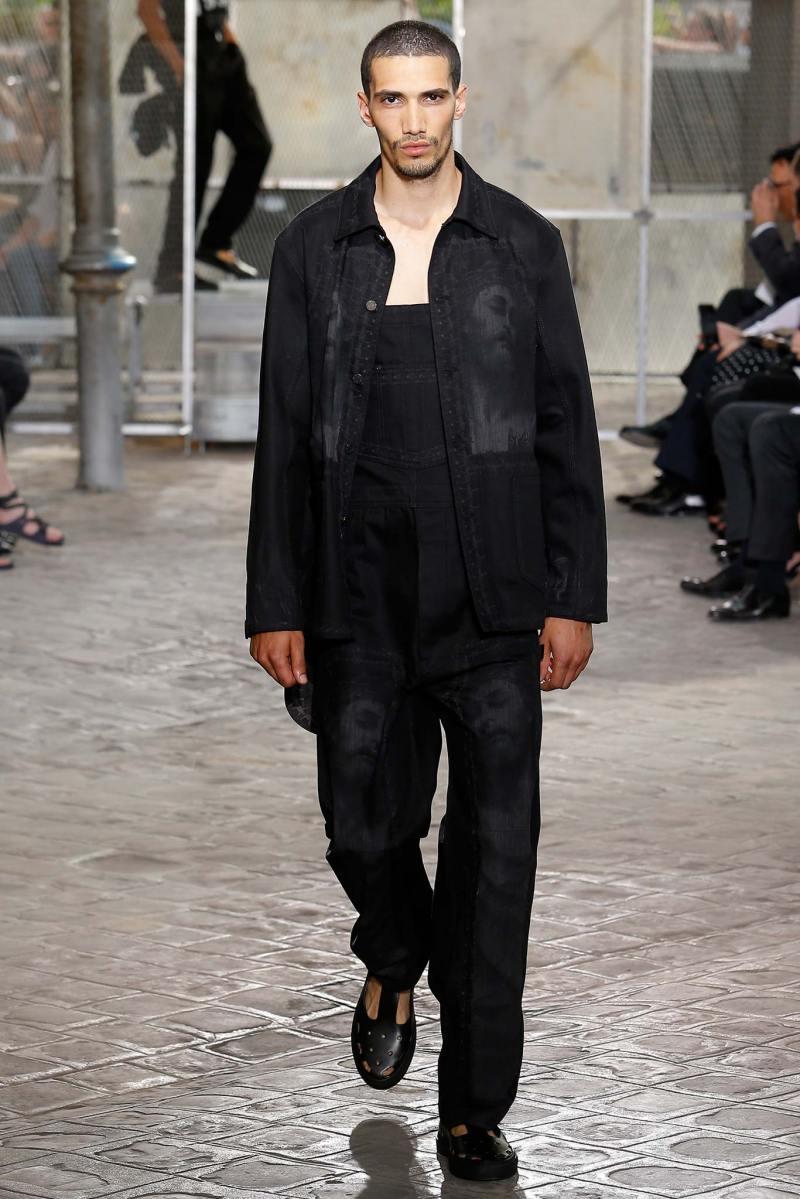 Givenchy Menswear SS 2016 Paris (13)