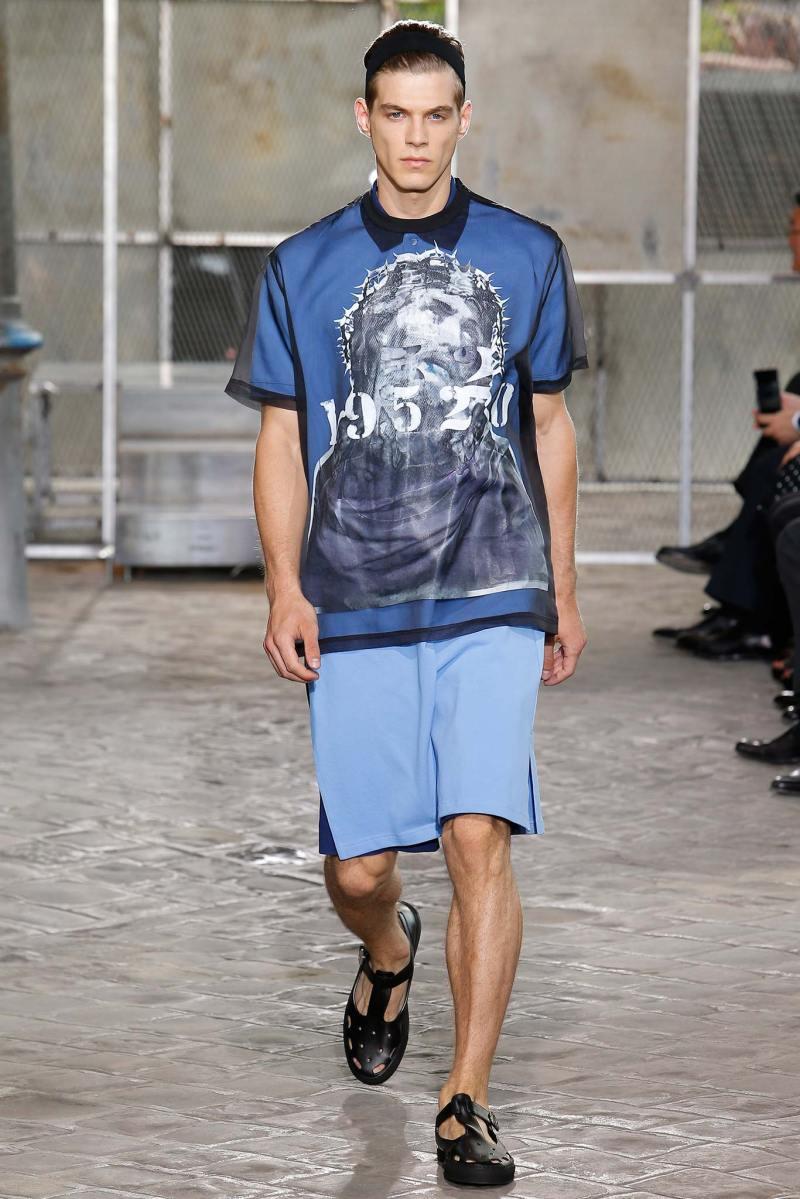 Givenchy Menswear SS 2016 Paris (19)