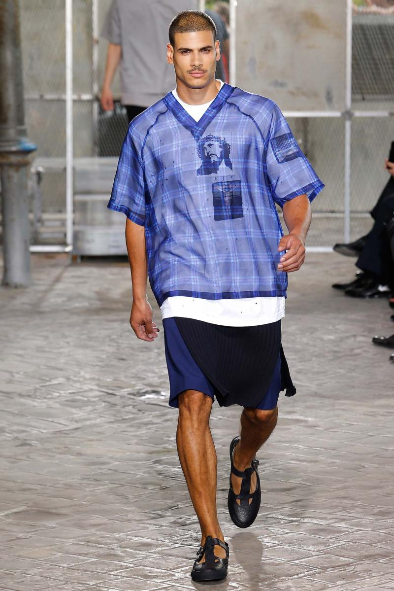 Givenchy Menswear SS 2016 Paris (21)