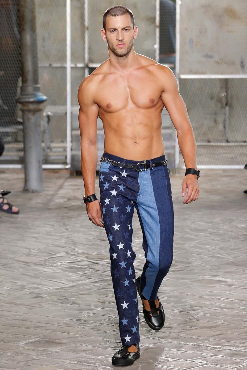Givenchy Menswear SS 2016 Paris (30)