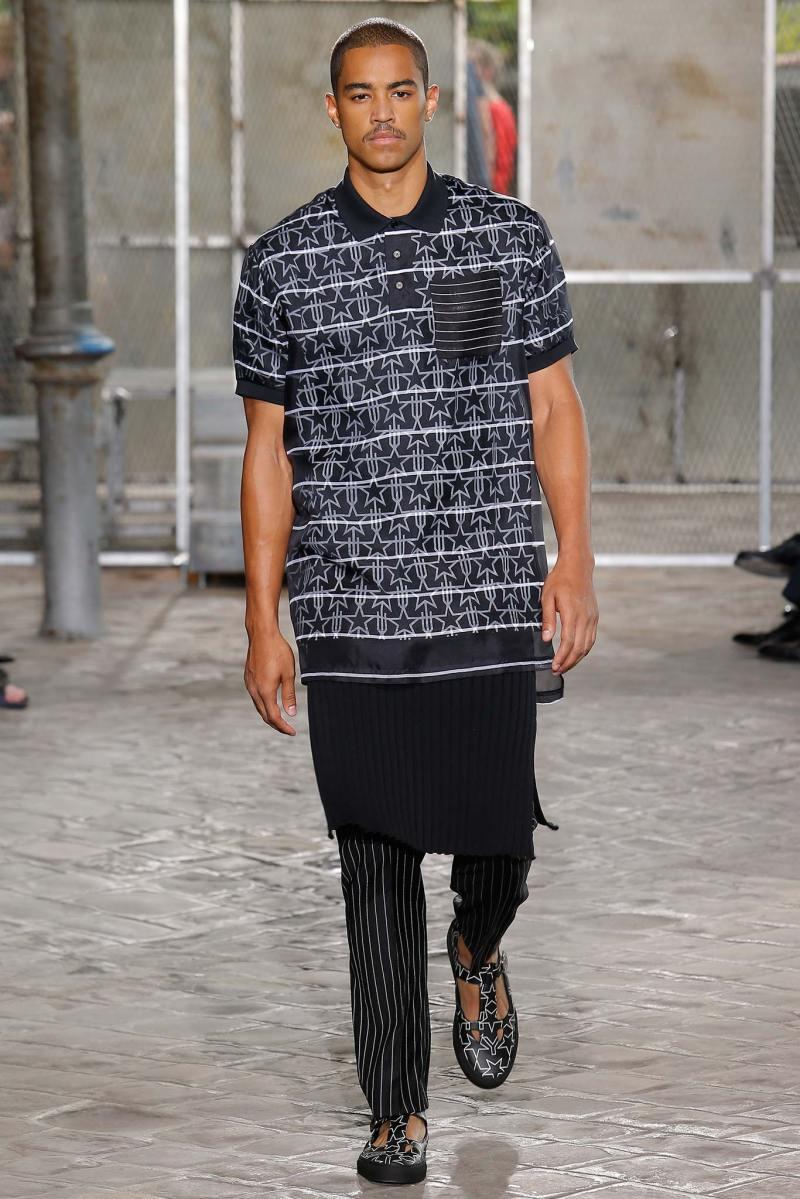 Givenchy Menswear SS 2016 Paris (39)