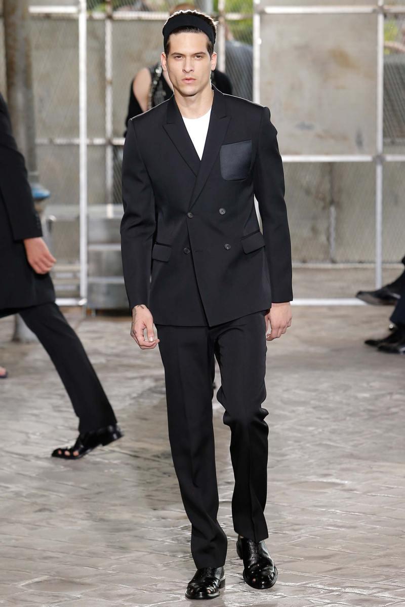 Givenchy Menswear SS 2016 Paris (55)