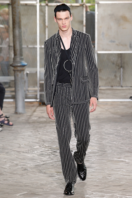 Givenchy Menswear SS 2016 Paris (58)