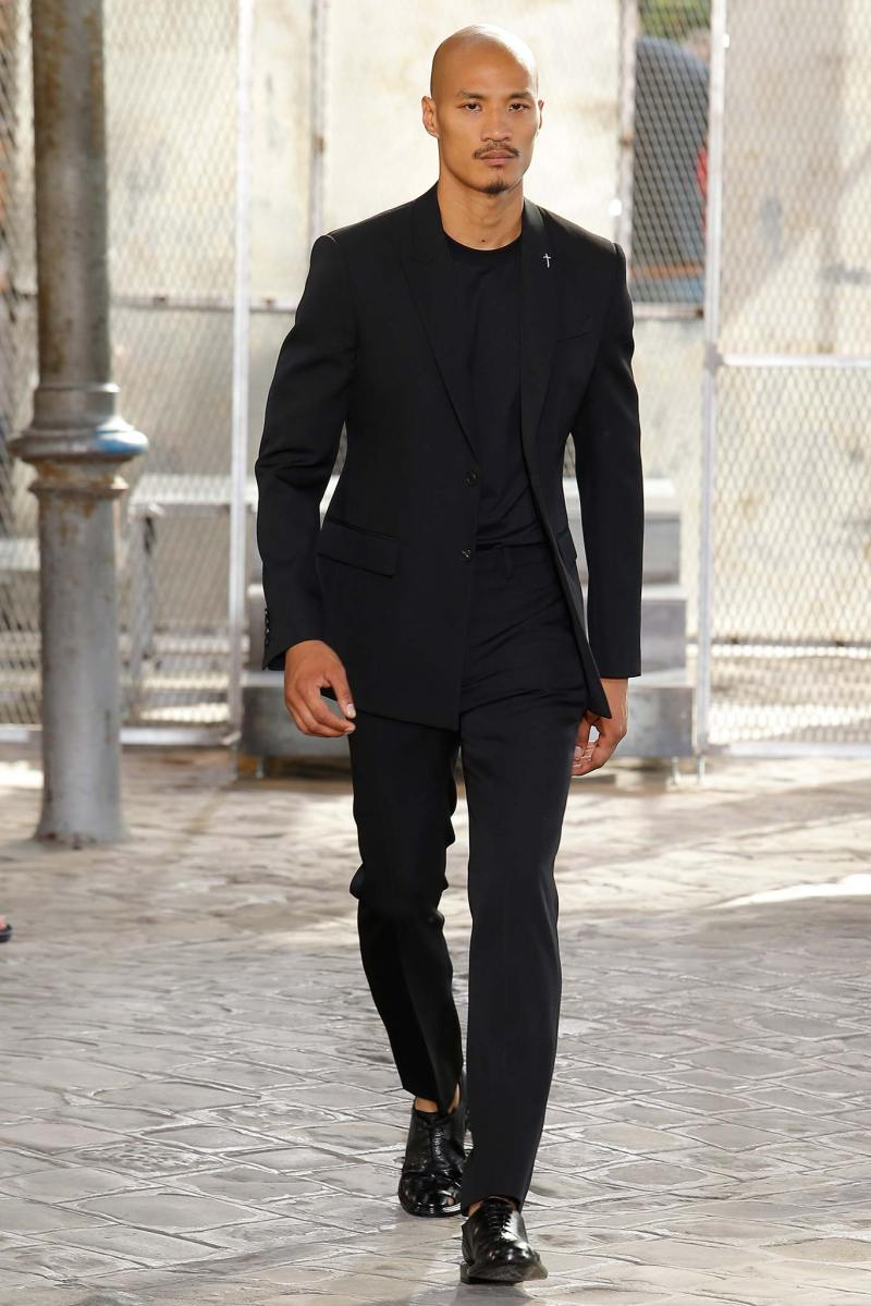 Givenchy Menswear SS 2016 Paris (8)
