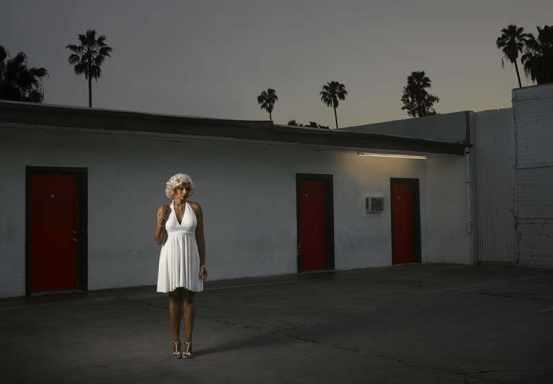 Hollywood Street Characters by photographer Ken Hermann (1)