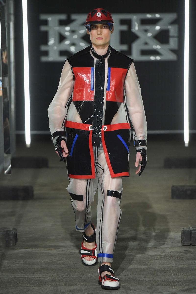 KTZ Menswear SS 2016 London (1)