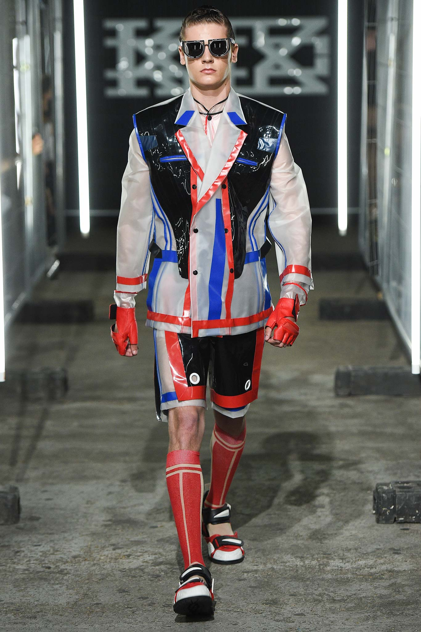KTZ Menswear SS 2016 London