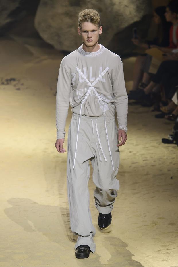 Kenzo Menswear SS 2016 Paris (5)