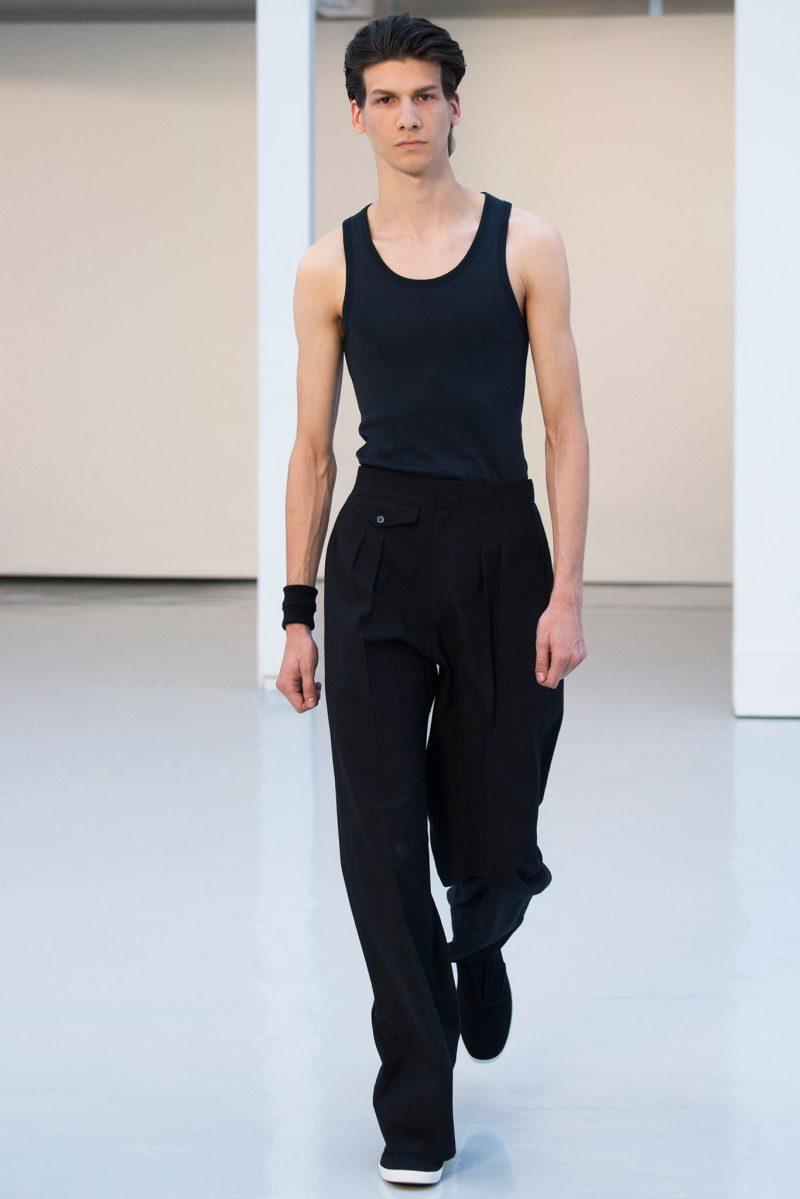 Lemaire Menswear SS 2016 Paris (2)
