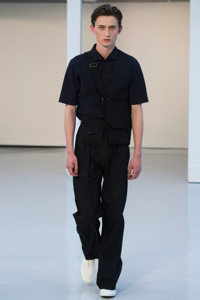 Lemaire Menswear SS 2016 Paris (24)