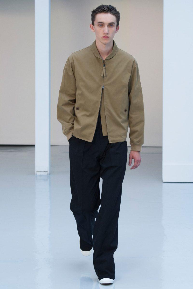 Lemaire Menswear SS 2016 Paris (5)
